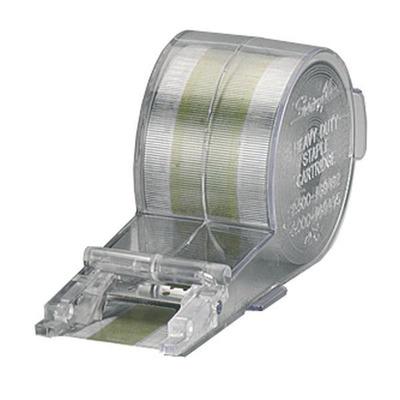 Rexel nietjes: Nr.270 Cartridge voor Stella 70 (5000) - Zilver