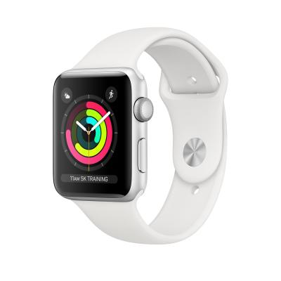 Apple Series 3 Silver Aluminium 42mm Smartwatch