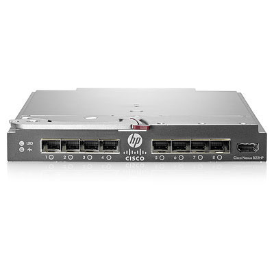 HP Cisco B22 Fabric Extender with 16 FET for BladeSystem c-Class Wifi-versterker