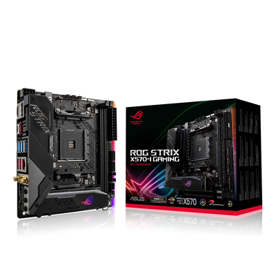 ASUS ROG Strix X570-I Gaming Moederbord