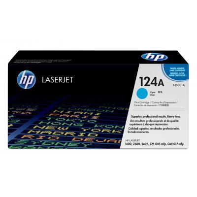 HP Q6001A cartridge