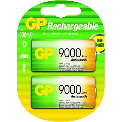 GP Batteries 120900DHCC2 batterij