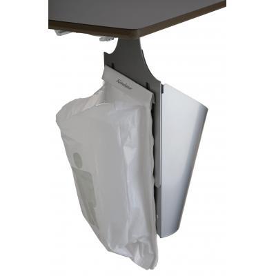 Kondator prullenbak: LiftSopi, Recyceling & Wastebin Silver - Zilver