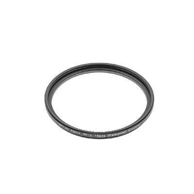 Camlink camera filter: Slim UV filter 55mm - Zwart
