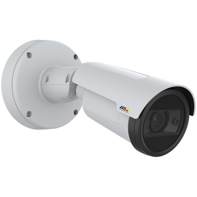 Axis P1448-LE Beveiligingscamera - Zwart, Wit