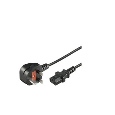 Microconnect UK BS-1363/C13, 2 m Electriciteitssnoer