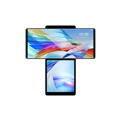 LG Wing Smartphone - Grijs 128GB