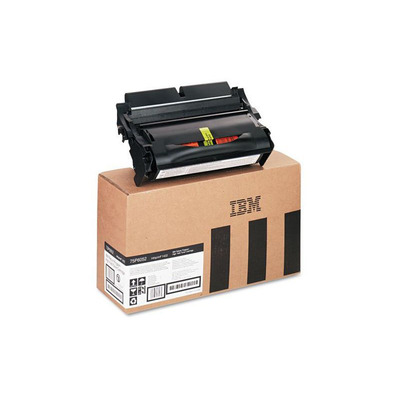 InfoPrint Cartridge for IBM 1422, Black, 12000 Pages Toner - Zwart