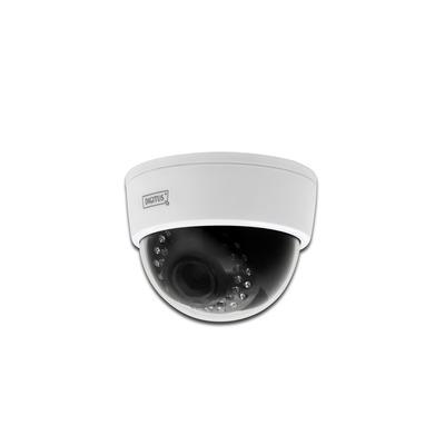 Digitus Plug&View OptiDome Beveiligingscamera - Wit