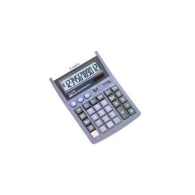 Canon calculator: TX-1210E 12-digit desktop display calculator - Zwart