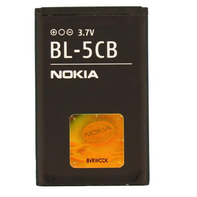 Nokia BL-5CB Mobile phone spare part - Zwart