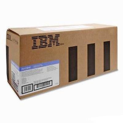 InfoPrint Cartridge for IBM Color 1824/1826 MFP, Return program, Black, 4000 Pages Toner - Zwart