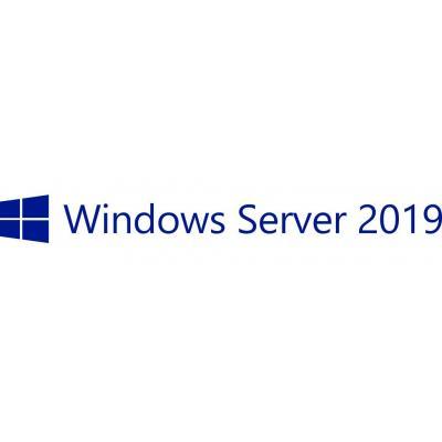 Hewlett Packard Enterprise Microsoft Windows Server 2019 Datacenter (4-Core) Software licentie