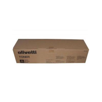 Olivetti 45.000pages black Toner - Zwart