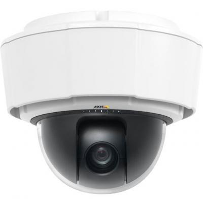 Axis P5514-E beveiligingscamera - Wit