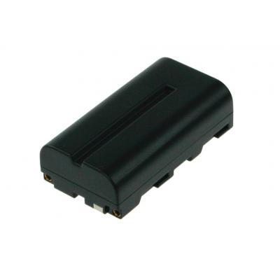 2-power batterij: VBI9536A - Zwart