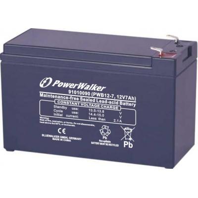 Bluewalker UPS batterij: PWB12-7