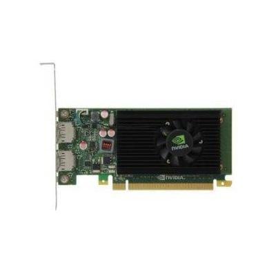 Lenovo videokaart: NVS 310, 512MB DDR3 (64 bits), 14 GB/s, PCI-Express 2.0, 2 x DisplayPort