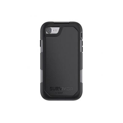 Griffin mobile phone case: Survivor Summit Case Apple iPhone 7 - Zwart