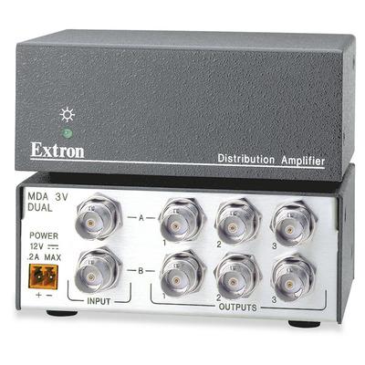Extron MDA 3V Dual Video-lijnaccessoire