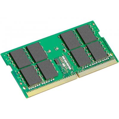 Kingston technology RAM-geheugen: 16GB DDR4 2400MHz - Zwart, Groen