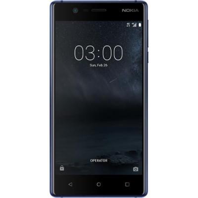 Nokia smartphone: 3 - Blauw 16GB