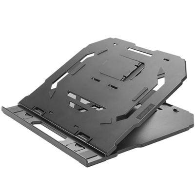 Lenovo 2-in-1 Laptop Stand Notebooksteun - Zwart