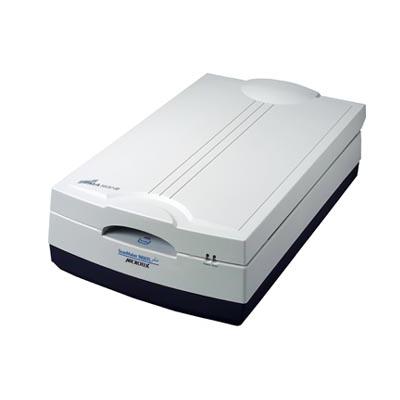 Microtek ScanMaker 9800XL Plus Scanner - Zwart, Zilver