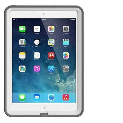 Belkin tablet case: LifeProof, Apple iPad Air - Grijs, Wit