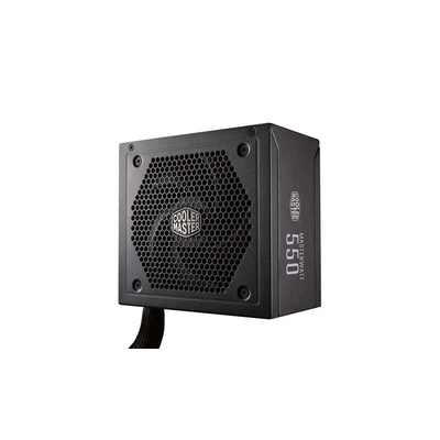 Cooler Master MasterWatt 550 Power supply unit - Zwart