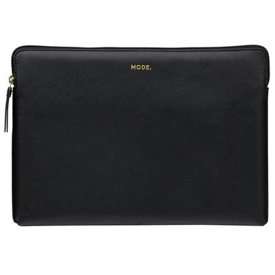 Paris Laptop Sleeve MacBook Pro / Air 13 inch - Zwart / Black Tas