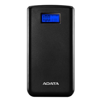 ADATA S20000D Powerbank - Zwart