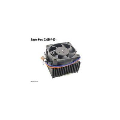 HP HEATSINK,W/FAN Power supply