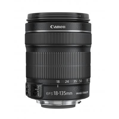 Canon camera lens: EF-S 18-135mm f/3.5-5.6 IS STM - Zwart