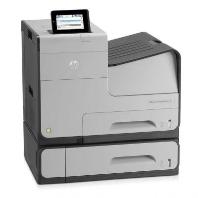 Hp inkjet printer: Officejet Enterprise Color X555xh - Zwart, Cyaan, Magenta, Geel