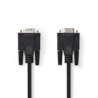 Nedis CCGP59100BK100 VGA kabel  - Zwart