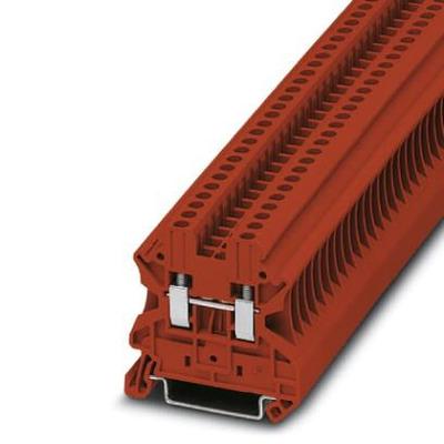 Phoenix Contact Aansluitklem - UT 2,5 RD Elektrische aansluitklem - Rood
