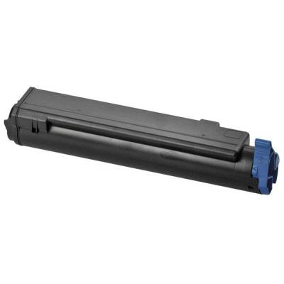OKI cartridge: Black Toner Cartridge for B410/B430/B440 - Zwart