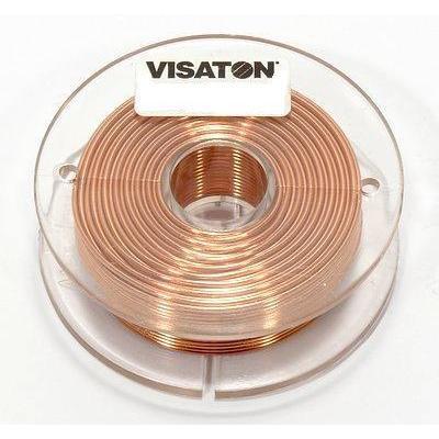 Visaton transformator/voeding verlichting : SP coil - 1.5 mH / 0.6 mm - Koper, Transparant