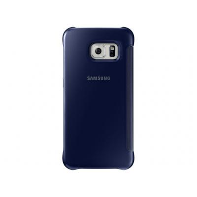 Samsung mobile phone case: Clear View Cover - Blauw