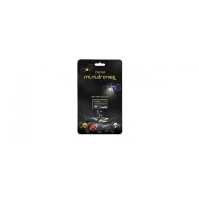 Parrot batterij: 550mAh, 3.7V, 2Wh, Lithium-ion Polymer - Zwart