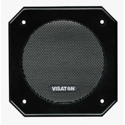 Visaton : GITTER 10 PL - Zwart