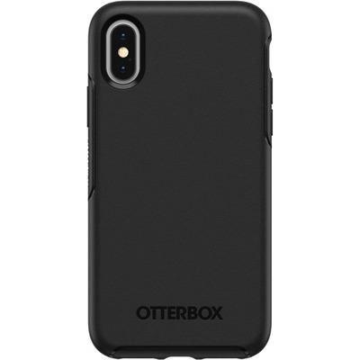 OtterBox Symmetry voor iPhone X/Xs Mobile phone case - Zwart