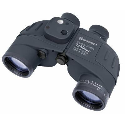 Bresser optics verrrekijker: Nautic 7 x 50 - Blauw