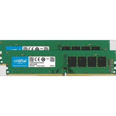 Crucial CT2K8G4DFS8266 RAM-geheugen - Groen