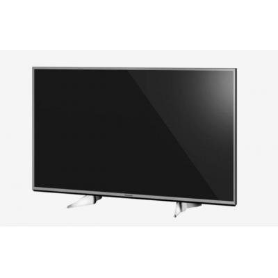 Panasonic led-tv: TX-49EXW604S - Zwart, Zilver