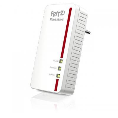 AVM FRITZ! Powerline 1260E Powerline adapter - Wit