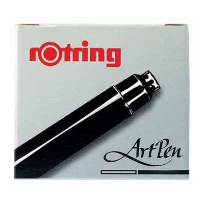 Rotring inktvulling: 6INKTPATR.ARTPEN ZWART