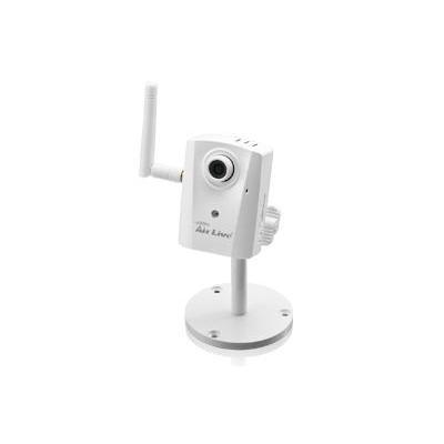 """AirLive 1.3MP, 1/4"""" CMOS, IR, WLAN Beveiligingscamera - Wit"""