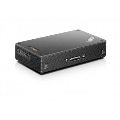Lenovo ThinkPad Stack Bluetooth Speaker, Bluetooth 4.0, 240g Bluetooth conference speakers